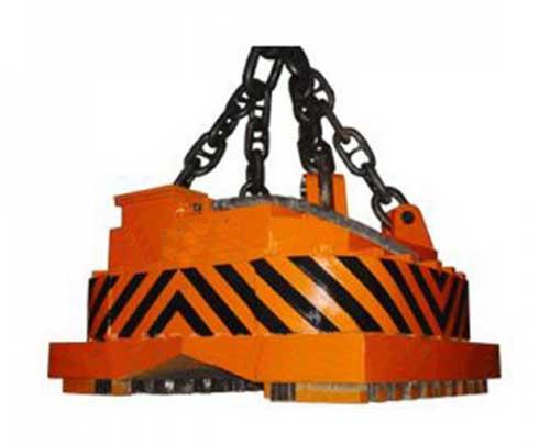 MW73系列吊运和翻转板坯兼用起重电磁铁