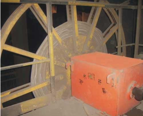 软管卷筒(电动式)