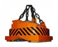 山西MW73系列吊运和翻转板坯兼用起重电磁铁
