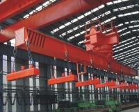 MW84系列吊运钢板用起重电磁铁