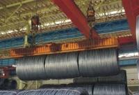 MW12系列吊运高速线材(盘圆)用起重电磁铁