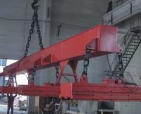 山西MW92系列吊运钢坯、钢锭用活动磁极电磁铁