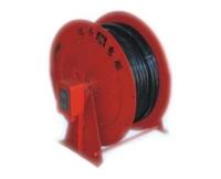 弹簧式电力电缆卷筒-水平地面卷取式