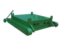 RCYB(P)系列手动卸料式永磁除铁器